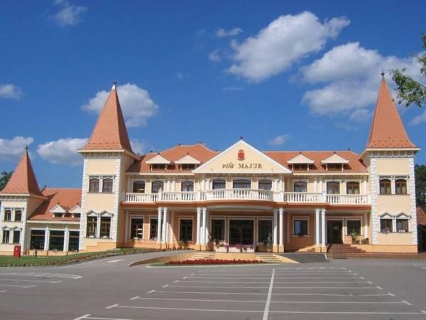 Hotel Villa Majur, Subotica