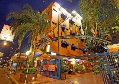 Costa Azul Hotel, Capital