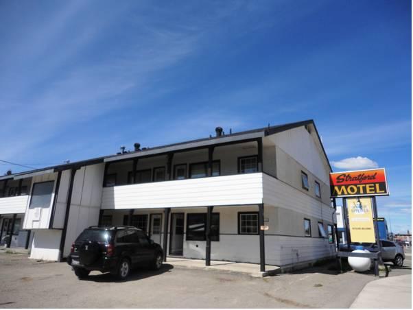 Stratford Motel, Yukon