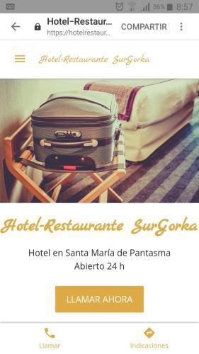 Hotel surgorka, Jinotega