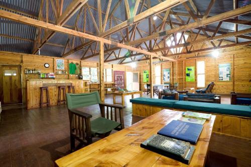 Budongo Eco Lodge, Buruli