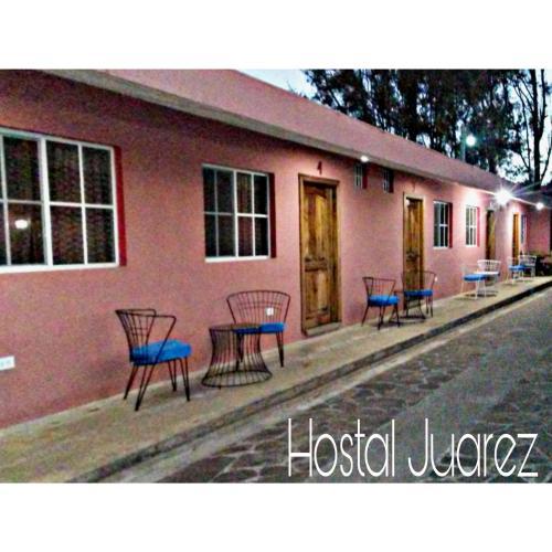 Hostal Juarez Ataco, Concepción de Ataco