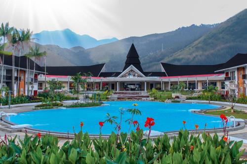 Suni Garden Lake Hotel & Resort, Jayapura