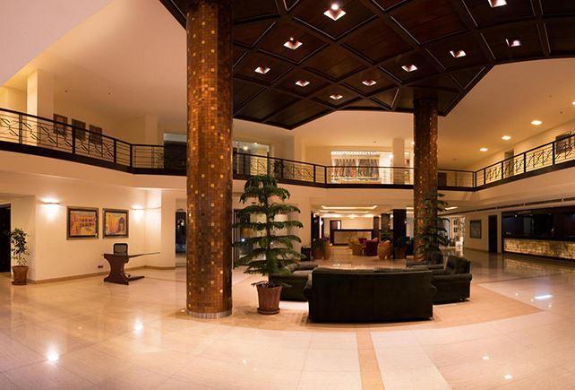 Arg Yazd Hotel, Ardakan