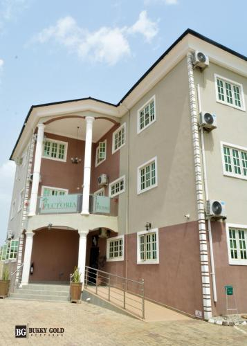 Pectoria Guesthouse, Ogbomosho North