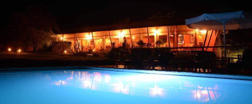 Marafiki Safari Lodge, Busongora