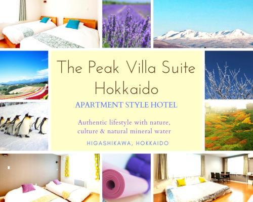 The Peak Villa Suite Hokkaido, Higashikagura