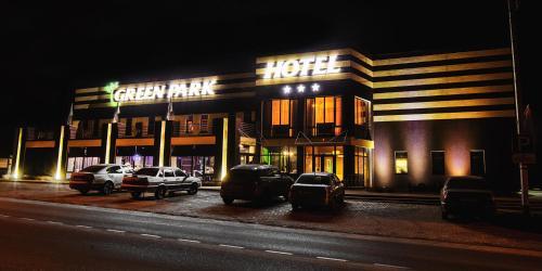 Green Park Hotel, Novozybkov