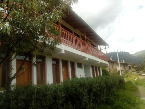Mirador Lodge, Asunción
