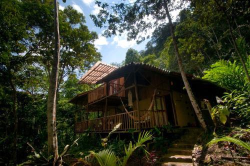 Chirapa Manta Amazon Lodge, Lamas