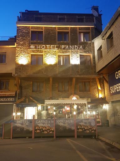 Hotel Panda, Pyrénées-Orientales