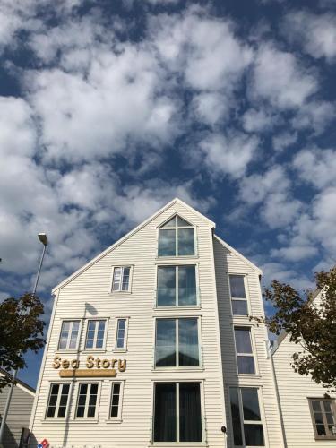 Sea Story by Frogner House, Stavanger