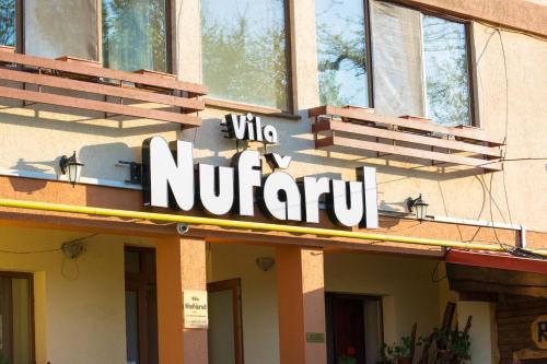 Vila Nufarul, Chiscani