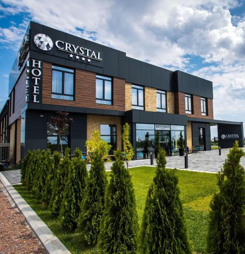 Hotel Crystal, Pećinci