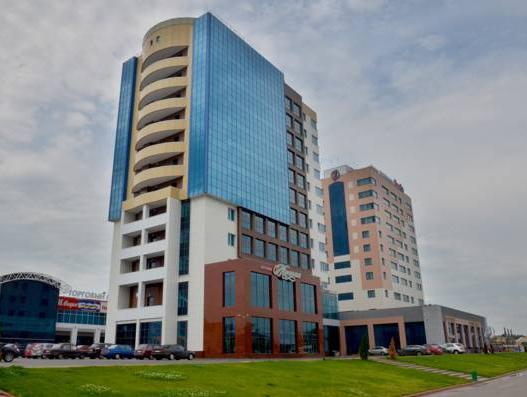 GRINN HOTEL & SPA, Orlovskiy rayon