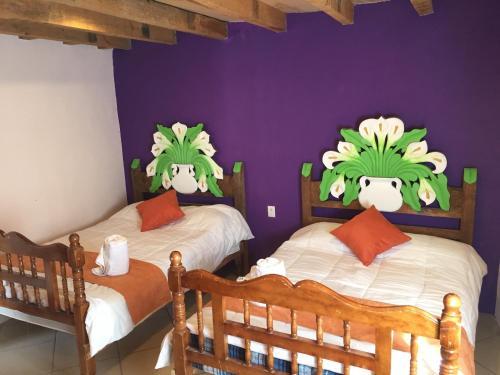 Hotel Hacienda Encantada, Catorce