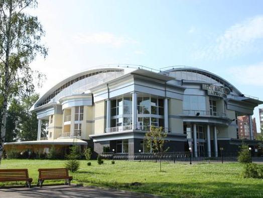 Sheremetev Park, Ivanovo