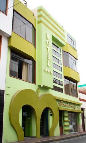 Maximos Hotel, Tacna