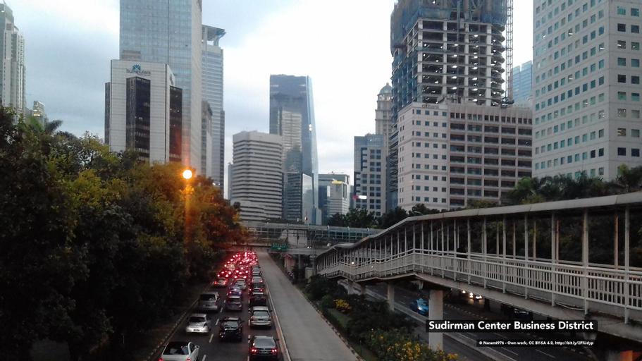 ZEN Premium Sampoerna Strategic Square, South Jakarta