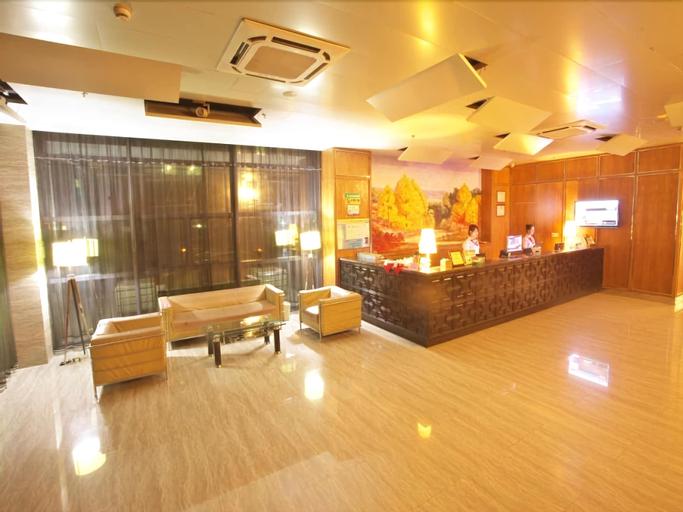 GreenTree Inn Huzhou Wuxing District South Street Chaoyin Bridge Business Hotel, Huzhou