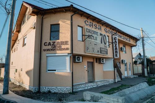 Casa Gorjeneasca, Turcinesti