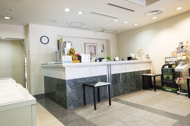 Hotel 1-2-3 Tennoji, Osaka