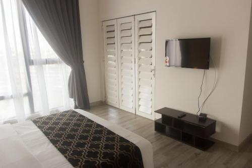 Southkey Mosaic 2 Bedroom 4 Pax (A19) @ JB City Homestay, Johor Bahru