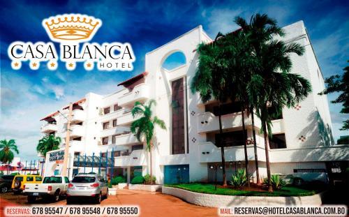 Hotel Casablanca, Andrés Ibáñez
