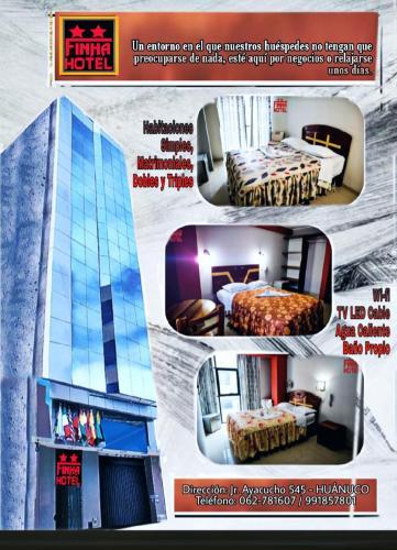 FINHA HOTEL, Huenuco
