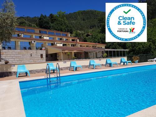 Hotel Lagoa Azul do Gerês, Terras de Bouro