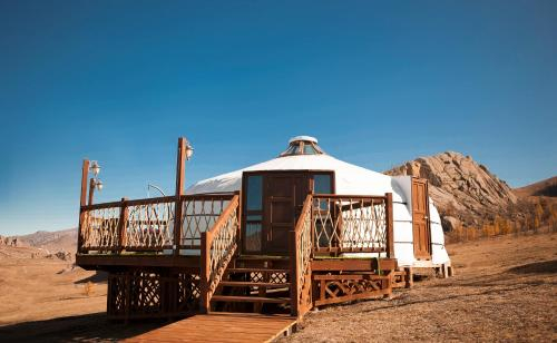 Terelj Resort, Erdene