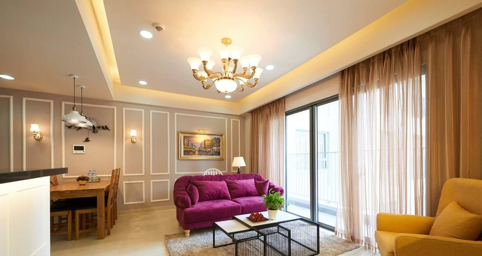 Beautiful Apartment at Masteri Thao Dien, Quận 2