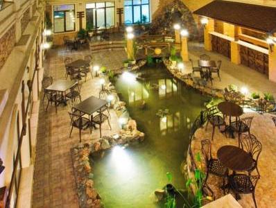 Troy Hotel, Krasnodar gorsovet