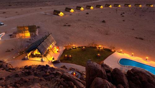 Desert Quiver Camp, Gibeon