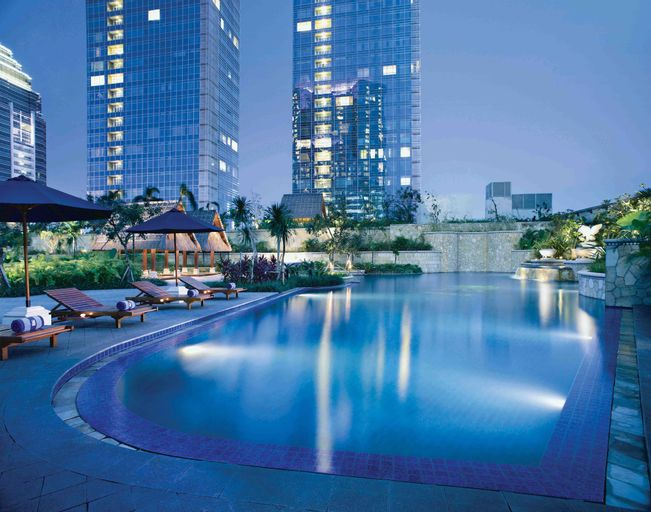 The Residences at The Ritz-Carlton Jakarta, Pacific Place, South Jakarta