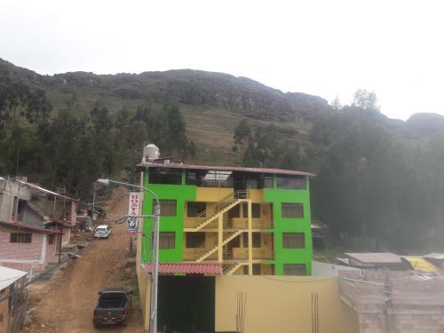 Hostal La Estancia del Inca, Cajamarca
