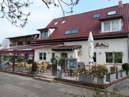 Hotel Restaurant Balkan, Sömmerda