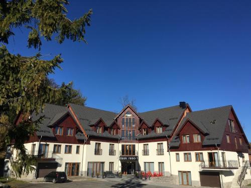 dask resort, Jelenia Góra