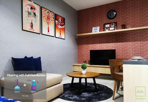 a SPACE, i-Suites @ i-City, Kuala Lumpur