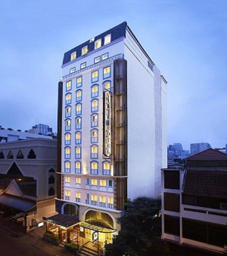 Salil Hotel Sukhumvit Soi 11, Wattana