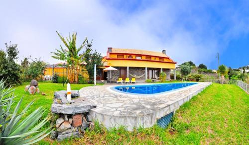 Casa da Rocha, Calheta