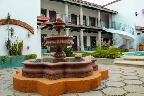 Hotel Casa del Agua, Tuxtla Gutiérrez