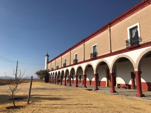 Ex-Hacienda San Buenaventura, Sanctórum de Lázaro Cárdenas