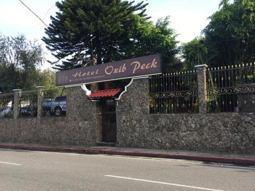 Hotel Oxib Peck, Cobán