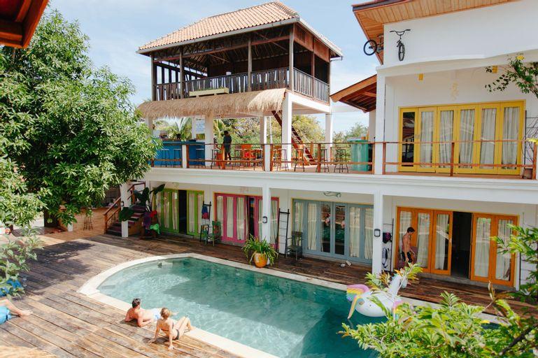 Dragon Dive Komodo Hostel, Manggarai Barat