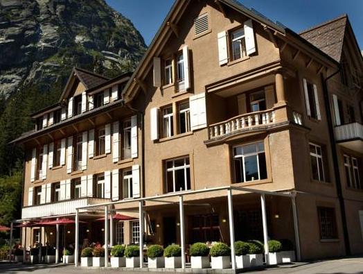 Hotel und Naturresort Handeck, Oberhasli