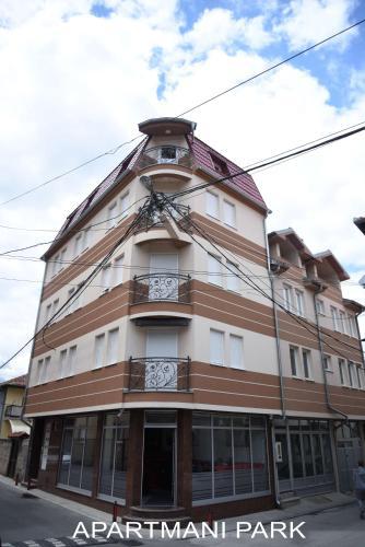 Apartman Park, Novi Pazar