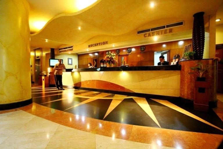 Hotel Sentral Pramuka Jakarta, Central Jakarta