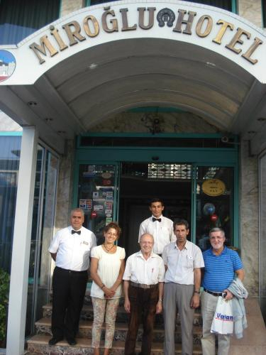 Miroglu Hotel, Merkez