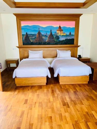 Chaung Thar Lodge, Bassein